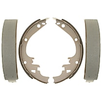 14462B Brake Shoe Set - Direct Fit, 2-Wheel Set