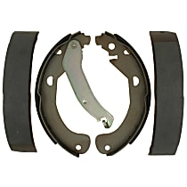 AC Delco 14795B Brake Shoe Set - Direct Fit, 2-Wheel Set