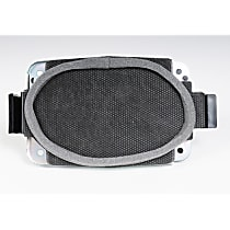 AC Delco 15071125 Speaker - Black, Direct Fit, Sold individually