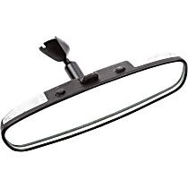 15105994 Rear View Mirror - Black, Direct Fit, Sold individually