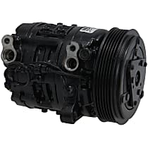 15-20589 A/C Compressor Sold individually With clutch, 6-Groove Pulley