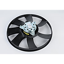 AC Delco 15-40523 Fan Motor - Direct Fit, Sold individually