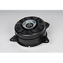 15-45028 Fan Motor - Black, Single, Direct Fit, Sold individually