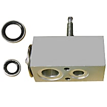 AC Delco 15-50500 A/C Expansion Valve - Direct Fit, Kit