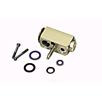 15-51339 A/C Expansion Valve - Direct Fit, Sold individually