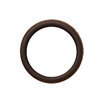 AC Delco 15-580 Accessory Drive Belt - Direct Fit, Sold individually