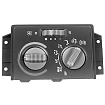 AC Delco 15-72204 A/C & Heater Control - 1-Piece, Direct Fit