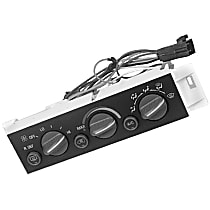 AC Delco 15-72266 A/C & Heater Control - 1-Piece, Direct Fit