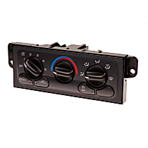 AC Delco 15-72610 A/C & Heater Control - 1-Piece, Direct Fit