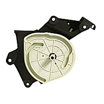 AC Delco 15-72654 HVAC Heater Blend Door Actuator - Sold individually
