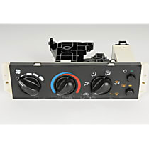 AC Delco 15-72884 A/C & Heater Control - 1-Piece, Direct Fit