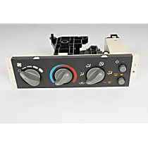 15-72885 A/C & Heater Control - 1-Piece, Direct Fit
