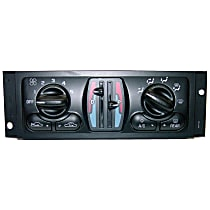 15-72945 A/C & Heater Control - 1-Piece, Direct Fit