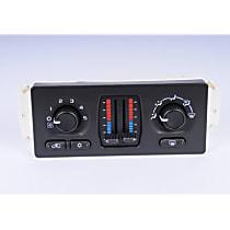 15-72958 A/C & Heater Control - 1-Piece, Direct Fit