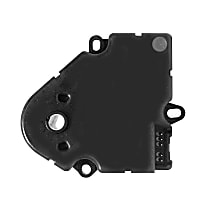 A/C Actuator - Direct Fit Driver Side