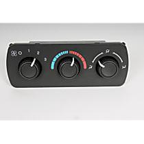15-72988 A/C & Heater Control - 1-Piece, Direct Fit