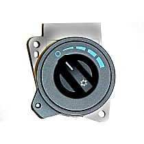 AC Delco 15-73085 Blower Control Switch - Direct Fit, Sold individually