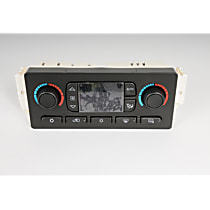 AC Delco 15-73566 A/C & Heater Control - 1-Piece, Direct Fit