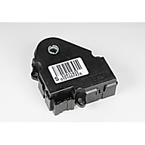 AC Delco 15-73598 A/C Actuator - Direct Fit