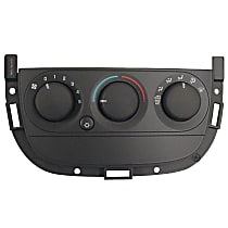 15-73694 A/C & Heater Control - 1-Piece, Direct Fit