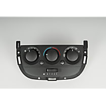 15-73695 A/C & Heater Control - 1-Piece, Direct Fit