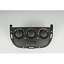 A/C & Heater Control - 1-Piece, Direct Fit