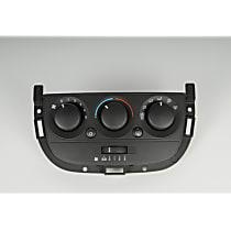 15-73703 A/C & Heater Control - 1-Piece, Direct Fit