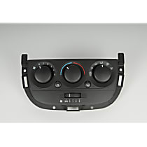 AC Delco 15-73703 A/C & Heater Control - 1-Piece, Direct Fit