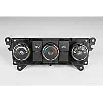 15-73972 A/C & Heater Control - 1-Piece, Direct Fit