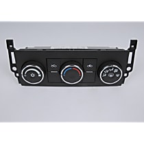 15-74000 A/C & Heater Control - 1-Piece, Direct Fit