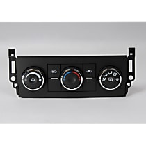 AC Delco 15-74002 A/C & Heater Control - 1-Piece, Direct Fit