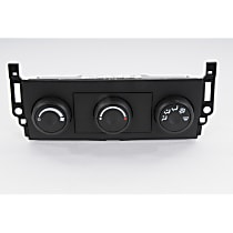15-74175 A/C & Heater Control - Direct Fit