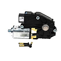 AC Delco 15781047 Sunroof Motor - Direct Fit, Sold individually