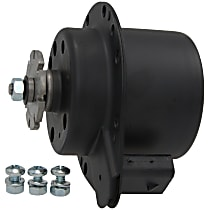 Fan Motor - Factory Finish, Single, Direct Fit, Assembly Driver Side