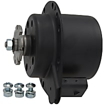 AC Delco 15-80033 Fan Motor - Factory Finish, Single, Direct Fit, Assembly