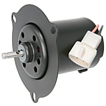 AC Delco 15-80055 Fan Motor - Factory Finish, Direct Fit, Sold individually