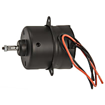 Fan Motor - Factory Finish, Single, Direct Fit, Sold individually