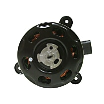 15-80640 Fan Motor - Factory Finish, Single, Direct Fit, Sold individually