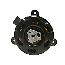 15-80641 Fan Motor - Factory Finish, Single, Direct Fit, Sold individually