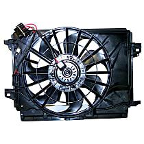 15-80657 OE Replacement Radiator Fan