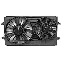 15-80921 OE Replacement Radiator Fan