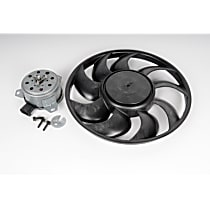 15-81639 OE Replacement Radiator Fan