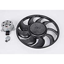 15-81691 OE Replacement Radiator Fan