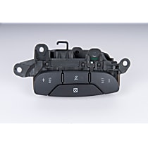 15824108 Cruise Control Switch - Direct Fit, Sold individually