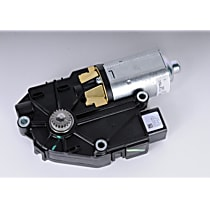 AC Delco 15862418 Sunroof Motor - Direct Fit, Sold individually