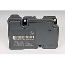 ABS Control Module, New