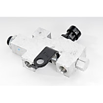 15881645 Brake Proportioning Valve - Direct Fit, Sold individually