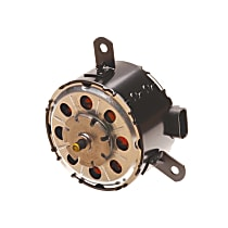 15-8969 Fan Motor - Factory Finish, Single, Direct Fit, Sold individually