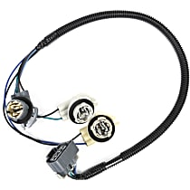 AC Delco 16526129 Tail Light Wiring Harness - Direct Fit, Sold individually