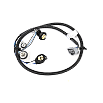 AC Delco 16531401 Tail Light Wiring Harness - Direct Fit, Sold individually